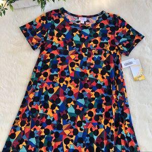 Lularoe Disney Carly Minnie Mouse dress ex-small